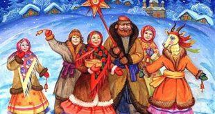 Коледа в Молдова