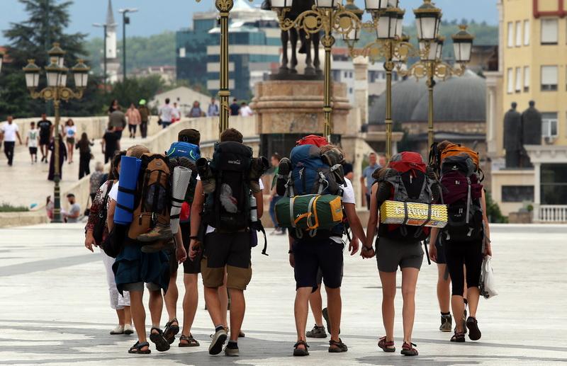 Намаляване на броят на туристите посетили Северна Македония – ГЛАС ПРЕСС
